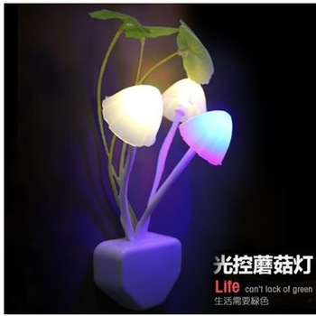 Avatar electric induction dream mushroom  Fungus Lamp,LED table lamp, mushroom lamp,Energy saving Light Freeshipping