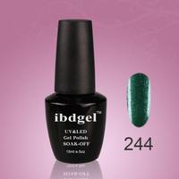 Choose 48 PCS  100% original uv gel  gorgeous ibdgel nail polish mix colors (44color gel+2top coat+2base coat)