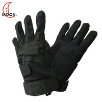 Moon black hawk tactical gloves moisture wicking windproof slip-resistant ride gloves outside sport ride