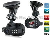 2013 Newest Mini Size Full HD 1920*1080P 12 IR LED Car Vehicle CAM Video Camera C600 Recorder Russian Car DVR, free shipping