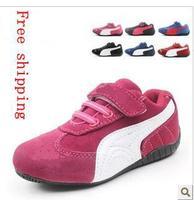 2012 new fashion boyand girl leisure sports shoes. children sneaker