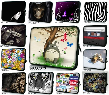"""Totoro Many Designs 11.6"""" 12"""" Laptop Sleeve Bag Case Cover For HP Dell Acer IBM Thinkpad  ASUS  11.6"""" Apple Macbook Air"""