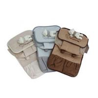 Free Shipping Car Multi Back Seat Pocket Storage Organiser Bag Car Seat Bag Car Accessories