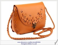 2013 new women ladies girls  mini small straw shoulder bag handbag messenger bag evening bag  LF06311b