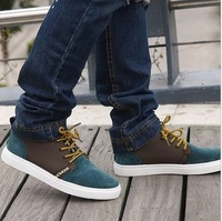 tide male cotton-padded casual fashion skateboarding shoes