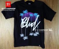 blvd soulja spokesman 's T-shirt boy short-sleeve shirt cotton 100% skateboard lovers design