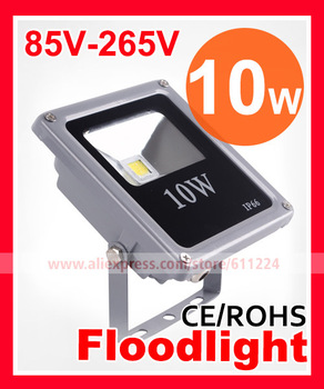 20pcs/lot 10W, 20W,3 0W, 50W LED Flood Light Waterproof IP66 AC 85-265V Warm White/Cool White Floodlight Outdoor Light