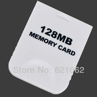 free shipping 128MB 128 MB MEMORY CARD FOR NINTENDO Gamecube/WII