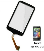 100% original for HTC Desire S S510e G12 LCD Touch Screen Digitizer black colour free shipping
