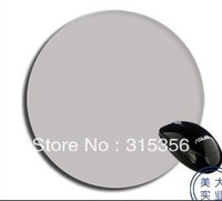 Free shipping Sublimation  round shape blank mouse pad/mat