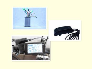48v ebike LCD+Controller kit