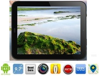 Yuandao Vido N90S Tablet PC 9.7inch HD 10 Points Capacitive Android 4.1 RK3066 Dual Core 8GB rom1.6Ghz Camera 2MP