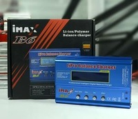Imax B6 multifunctional balance charger for 2S 3S 4S lipo battery Dean or tamiya connector with adapter