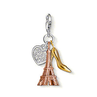 new fasion hot sale for man and woman gifts silver plated charm wholesale price-22114