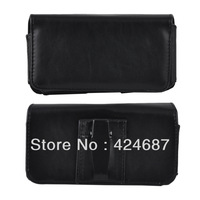 Smart Phone PU Leather Case with Belt Clip for Samsung Galaxy S4 SIV i9500 S3 SIII i9300