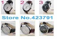 New quartz watch classic fashion brand personality tiger eye strap watch men's watch