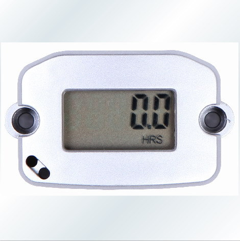 Digital Motorcycle Hour Meter Tachometer ,Inductive Hour Meter for all Marine,Motorcycle,Snowmobil,ATV .waterproof(China (Mainland))