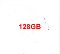 extra fee for 128GB