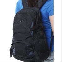 Large capacity travel backpack waterproof casual canvas shoulder bag