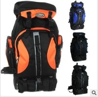 Mountaineering bag shoulder bag backpack 35-55L large capacity travel backpack bag men and women