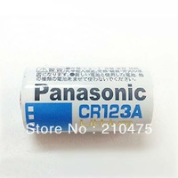 3.0V CR123A Non-Rechargeable Li-ion Battery