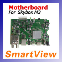 1pc motherboard M3 for  Original Skybox M3 satellite receiver mainboard M3  free shipping post