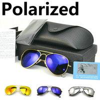 2013 multi-colored sunglasses 3025 large sunglasses blue green red purple green reflective glasses