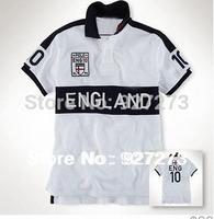 Free Shipping 100% Cotton Mens GBR England London Shirts Designer Shirt Men Brand Name High Quality Turn-down 8 Colors S-3XL 4XL