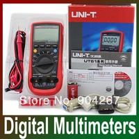UNI-T UT-61E Modern Digital Multimeters UT61E AC DC Meter UT 61E Tester With RS232 Interface To PC