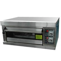 $ Gas LPG 1 layer 1pan gas food baking  oven, LPG Gas baking oven