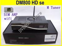 dream box800se with sim A8P security can flash original software digital satellit receiver , 800 SE wifi  800hd se