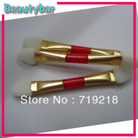 Free shipping 200pcs Beauty Makeup Cosmetics Eye Shadow Eyeliner Brush Sponge Applicator Tool 200pcs/lot Wholesale
