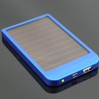 2600MAh Solar Portable Charger Power Bank For ipad iphone smart phone PDA , Solar Charger for Samsung Galaxy S3 i9300