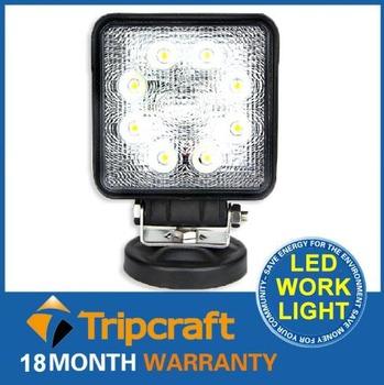 IP67 1560lum 24w led work light for 4X4, ATVs, SUV, UTV led driving light ,led offroad light ,led truck lamp