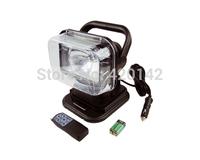 12V55W SLP 360 Magnetic HID Xenon Search Work Light Spotlight Car Wireless Remote