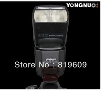 Free shipping YN560 III flash lights with battery for DSLR cam, ultra-long range wireless flash speed lights