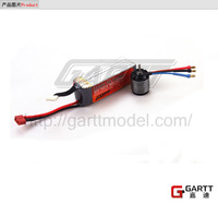 Freeshipping 22.2V 25C 1300mAh 6S Lipo Li-Po Lipoly Battery & 1700kv Brushless Motor  for RC Trex 450 Helicopter & Airplane