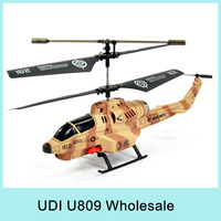 X3 UDI U809 Cobra Combat Fighter 3 CH Missile RC Helicopter Camouflage Projectile Plane Toys Gift For Kids Wholesale
