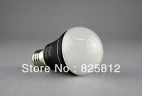 Big Eye color box E27 A60 6W led ball bulb led ball light lamp (white color)