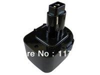 Replacement Power Tool Battery for Dewalt 12V 3.0Ah Ni-Mh DC9071 DE9037 397745-01