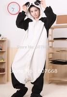 1 pcs Pajamas Kung Fu Panda Cosplay Costume Pyjamas Hoodies Helloween Party Dress sleepwear
