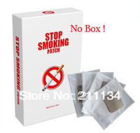 Free Shipping ! 200PCS/Lot ,  Nicotine Replacement Product , Pure Herbal Stop Smoking Patch ,Nicotine Patches Anti-Smoke Patch