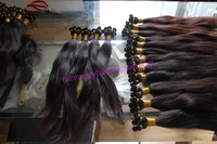 Natural color Natural wave Cheap Malaysian Hair Hand Tied Weft