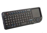 RII 2.4MINI wireless keyboard with touch pad + Laser Pointer 3-one 2.4Ghz Wireless keyboard