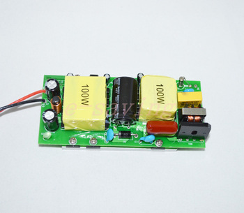 Driver adaptor power supply for 100W high power led light lamp 85~265V to 30~36V