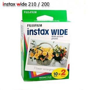 Фотопленка Fujji Polaroid Fuji Instax 200 210 instax 200 210 paper