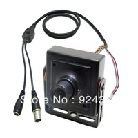 HD 700TVL Sony CCD Effio-P 960H CCTV Security FPV Color Camera 0.001Lux WDR OSD HLC 3D-DNR