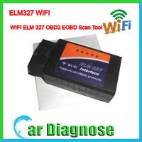 Wholesale Price ELM327  Wifi 327 Diagnostic Interface OBD2 EOBD CAN BUS Scanner