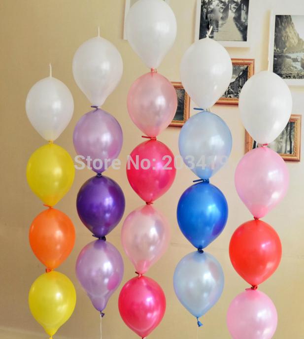 Как сделать украшения из воздушного шарика