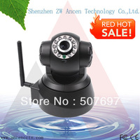 SunEyes New IP Camera Wifi Wireless Network CCTV Camera Pan/Tilt Two way Audio P2P Plug and Play